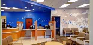 Pediatric Outpatient Lobby Renovation